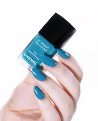 Chanel Mediterranee Summer 2015 Collection Mediterranee (lacquerstyle) Tags: blue summer green teal nail polish creme collection nails chanel mediterranee 2015 kgrdnr lacquerstyle