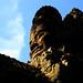 Bayon Buda con cielo azul