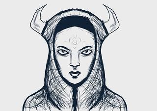 Demon Priestess
