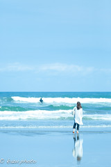 Early Summer at Kujukuri Beach (kazu photo) Tags: beach surf surfing   earlysummer