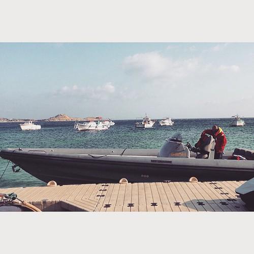 #Boat Alert!  Model : Motomarine 32 #Mykonos #Island, 2011 Meters : 10 Engine : 2 X 300 HP Suzuki Max Persons : 10  #rentaboat #ribcruises #sea #cruise #instacruise