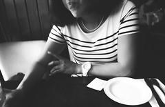 (pinhead1769) Tags: madrid espaa blancoynegro blackwhite spain mesa hardrockcafe bwdreams