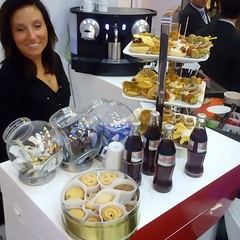 "#HummerCatering #Eventcatering #fingerfood &#Kaffeemaschine #Getränke #service #personal #Messe #Köln #kolnmesse #AgnaCom #Catering http://goo.gl/WXAEWm • <a style=""font-size:0.8em;"" href=""http://www.flickr.com/photos/69233503@N08/18610247626/"" target=""_blank"">View on Flickr</a>"
