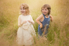twos company (Windermere Images) Tags: friends boy summer sun love girl children fun farm dream meadow july together