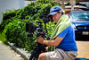 Cameraman on 8th Street (clif_burns) Tags: washingtondc streetphotography photographers cameramen streetportraits shawnorth