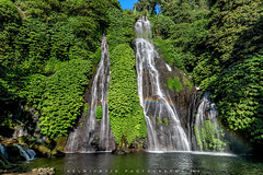 Banyumala waterfall (Helminadia Ranford) Tags: banyumala waterfall buleleng bali rainbow indonesia singaraja travel nature asia