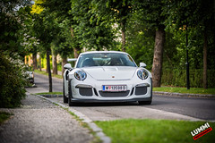 RS (Lummi Photography) Tags: auto white cars car automotive porsche rs gt3 velden wrthersee gt3rs