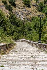 Syrako steps (photographISO) Tags: nikon ioannina epirus