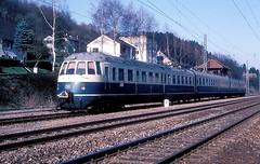456 406  Hirschhorn  12.02.84 (w. + h. brutzer) Tags: analog train germany deutschland nikon eisenbahn railway zug trains db 456 hirschhorn eisenbahnen triebwagen triebzug et56 triebzge webru