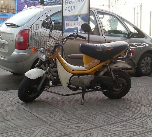 Yamaha chappy.
