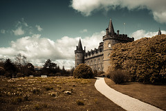 Inveraray Castle (BrotherBloat) Tags: ifttt 500px stronghold abbey aray argyll bute downton inveraray scotland architecture building castle fairytale loch magic picturesque magical legend quiet calm peaceful unitedkingdom gb