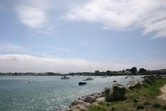 Cap sur la ria d'tel; Bretagne, France (Coka M) Tags: riadtel france francuska reka poglednazalivetel atlantik priroda natur svetlost