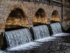 Five Arches (Ian_Matthews) Tags: river bridge water panasonic