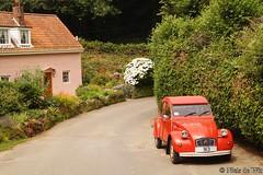 Citroën 2CV (NielsdeWit) Tags: nielsdewit gbg guernsey 913 photography