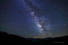 Milky Way over Markleeville (trifeman) Tags: 2016 california mono july canon 7d canon7dmarkii milkyway sierra sierranevada hwy89 alpine markleeville tokina tokina1116mm