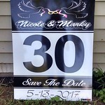 """Congratulations to Marky and Nicole on their engagement! Can't wait to see how they Incorporate the 30 second board that we had the opportunity to make for them. <a style=""""margin-left:10px; font-size:0.8em;"""" href=""""http://www.flickr.com/photos/99185451@N05/28679108056/"""" target=""""_blank"""">@flickr</a>"""