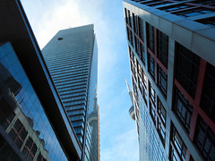 Toronto Skyscraper (duaneschermerhorn) Tags: architecture modern contemporary architect toronto ontario canada building skyscraper