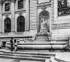 Bryant Park Public Library, NYC DSC02113-Edit (nianci pan) Tags: nyc newyorkcity manhattan building architecture abstract newyorkpubliclibrary street city urban contemporary modern pattern shape form line curve geometry geometric sony sonyalphadslr sonyphotographing nianci pan