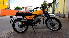 Puch M50 Cross (spitzi1701) Tags: puch oldtimer motorrad sterreich moped zweirad steyrpuch classicbikes motorcycles
