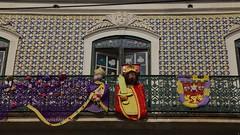 20160824c09401 (txindoki) Tags: coimbra portugal azulejo balcn ganchillo