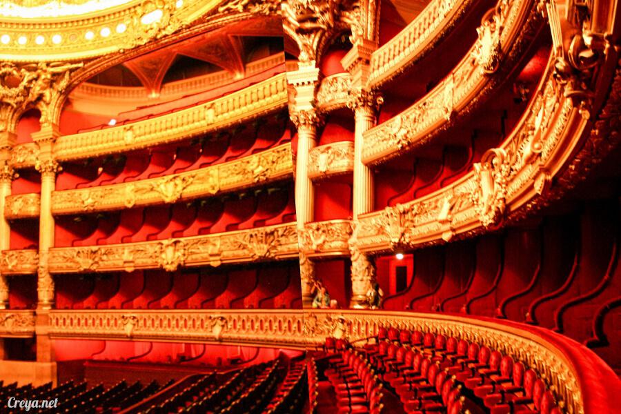 2016.08.21 ▐ 看我的歐行腿▐ 法國巴黎加尼葉歌劇院 13