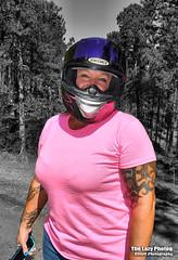 Aug 8 2016 - Met a Meeteetse Wyoming rider on Iron Mountain Road (lazy_photog) Tags: lazy photog elliott photography black hills motorcycle classic rally races iron mountain road meeteetse wyoming resident rider 080816sturgisdaythree