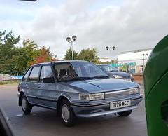 1987 Austin Maestro 1.3 L (>Tiarnn 21<) Tags: 1987 austin maestro l blue uk clean d176wcc