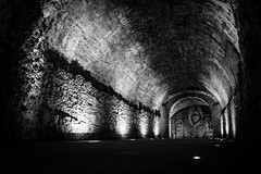 Presenze oscure (Nico Angeli) Tags: lucca mura scroce sotterranei