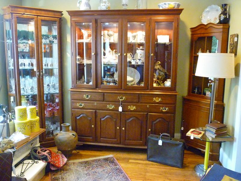 Modern Furniture Greensboro greensboro antique store - past perfect antiques