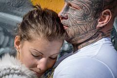 Young love (Facebook: TsPhotography.UE) Tags: portrait love tattoo copenhagen denmark photoshoot bodybuilding stateofmind tatovering sydhavnen portræt