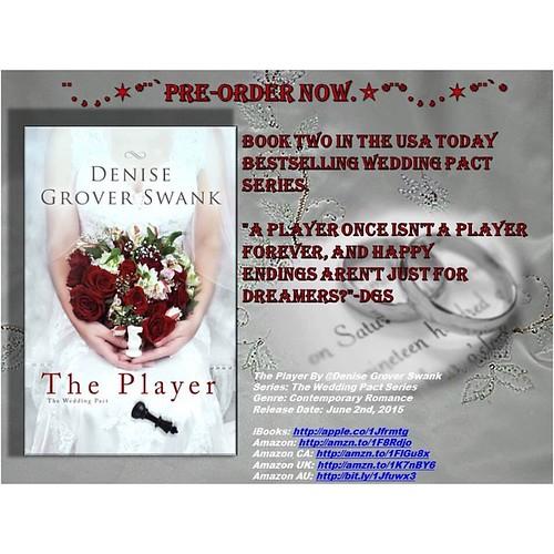 Denise Grover Swank book fan photo