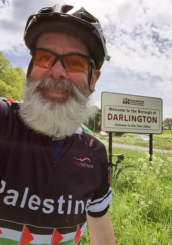 Day 144 - The Darlo 100!