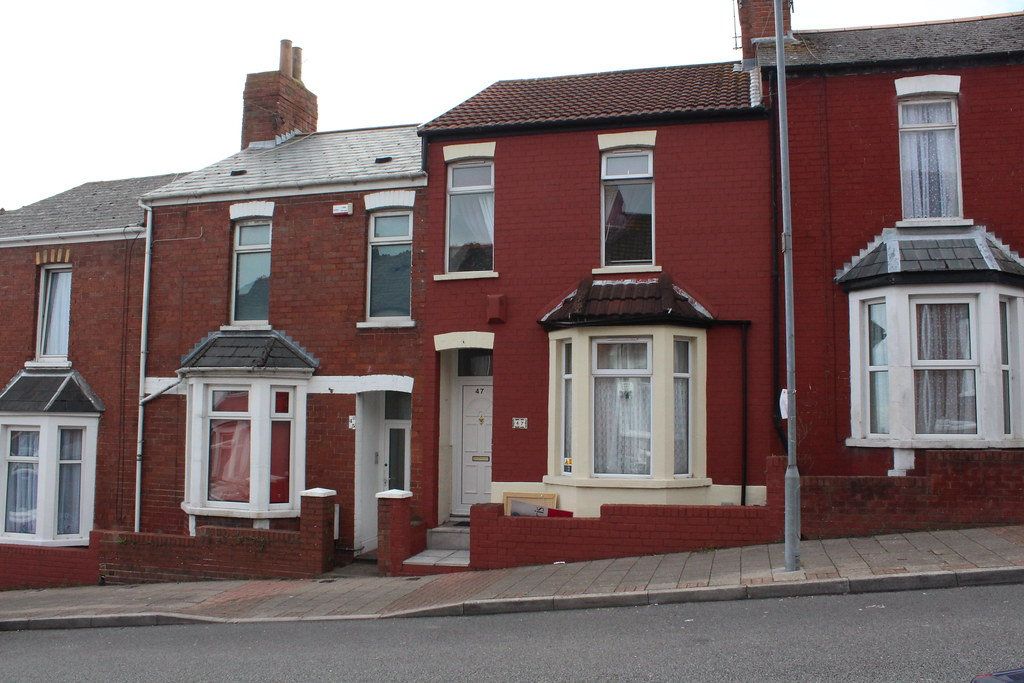 Stacey S House Barry Island