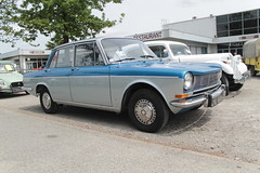 Simca 1301 Spcial (xwattez) Tags: auto old france car french automobile voiture transports ancienne simca 1301 2015 spcial rtro franaise tarbes vhicule boursedchange