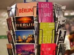 """Glotz nich so, ick darf det!"" Berliner Postkarten"