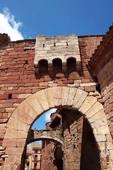 PRADES-05 (e_velo ()) Tags: 2016 catalunya baixcamp prades primavera spring olympus e620 ancientarchitecture