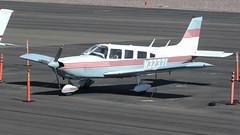 Piper PA-32-300 Cherokee Six N32371 (ChrisK48) Tags: 1974 6 aircraft airplane cherokeesix dvt kdvt n32371 pa32 phoenixaz phoenixdeervalleyairport piperpa32300