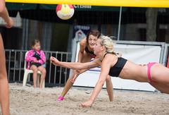 17312860 (roel.ubels) Tags: beach beachvolleybal beachvolleyball volleybal volleyball belgium maaseik sport topsport 2016 volley championship