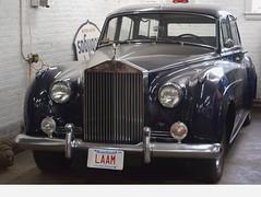 1948 Rolls Royce (RockN) Tags: 1948 rollsroyce larzandersonmuseum brookline massachusetts newengland