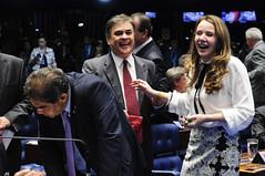 Plenrio do Senado (Senado Federal) Tags: braslia brasil df bra plenrio senadorcssiocunhalimapsdbpb senadoravanessagrazziotinpcdobam sessodeliberativaordinria