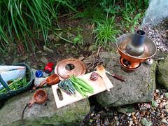 Mongolian hotpot (fishfish_01) Tags: bushcraft survival offgrid cooking camp traveller