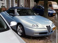 Alfa Romeo Spider 3.2 V6 24V 2004 nr2005 (a.k.a. Ardy) Tags: softtop 13npkv