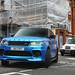 Land Rover Urban Range Rover RRS