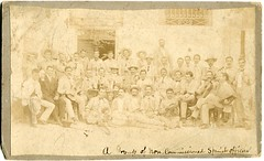 SPAM 1.B1.F6.5 (Front) (State Archives of North Carolina) Tags: cuba spanishamericanwar soldiers