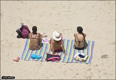 Israeli Girls (Zachi Evenor) Tags: zachievenor israel ashkelon ashqelon beach coast sea            bikini girls women sand