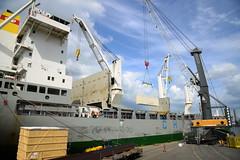 Chipolbrok Pacific (DST_8662) (larry_antwerp) Tags: chipolbrok chipolbrokpacific 9710177 breakbulk antwerp antwerpen       port        belgium belgi          schip ship vessel