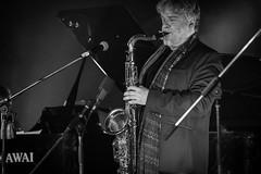 Sergio Galvo (Nathan Bullivant) Tags: jazz sax saxophone music festival portrait