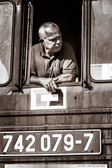 742.079-7 | tra 331 | Zln-sted (jirka.zapalka) Tags: train trat331 rada742 czech stanice zlin cdcargo