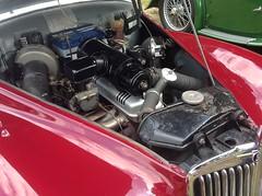Sunbeam Mk.III Sports  Saloon (1955) (andreboeni) Tags: classic british rootes rootesgroup car automobile cars automobiles voitures autos automobili classique voiture oldtimer retro auto engine moteur sunbeamtalbot sunbeam