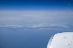 Flying past Bering Sea (A. Wee) Tags: inflight flying aerial view northasia siberia beringsea 飞行